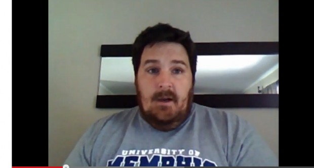 University of Memphis Fan Reveals Why he Uses and Likes Tutor for Good!